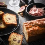 Cake jambon figues