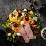 salade d'ete originale et simple