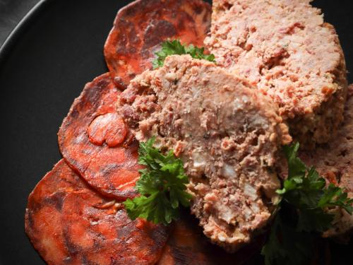 Pâté de Sanglier au chorizo 2.5kg